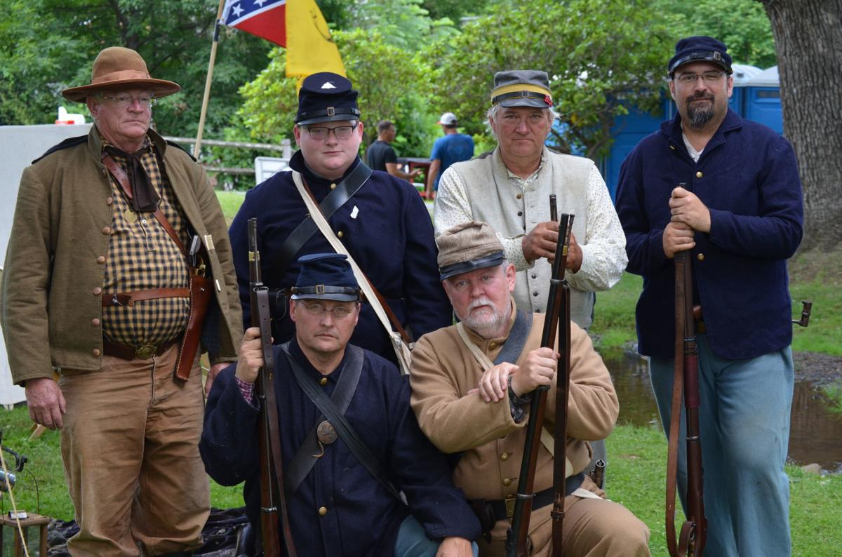 Civil War to return for reenactment during Christmas in July