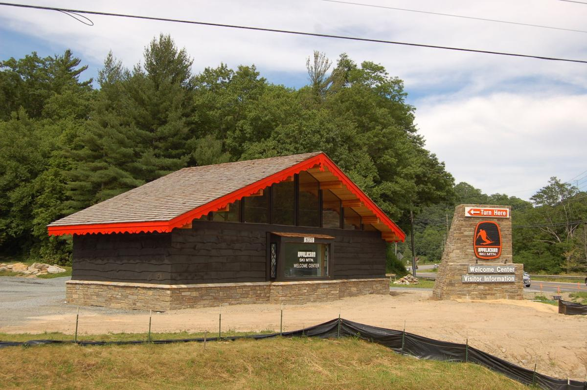 New location for High Country Host visitor center | Services ...