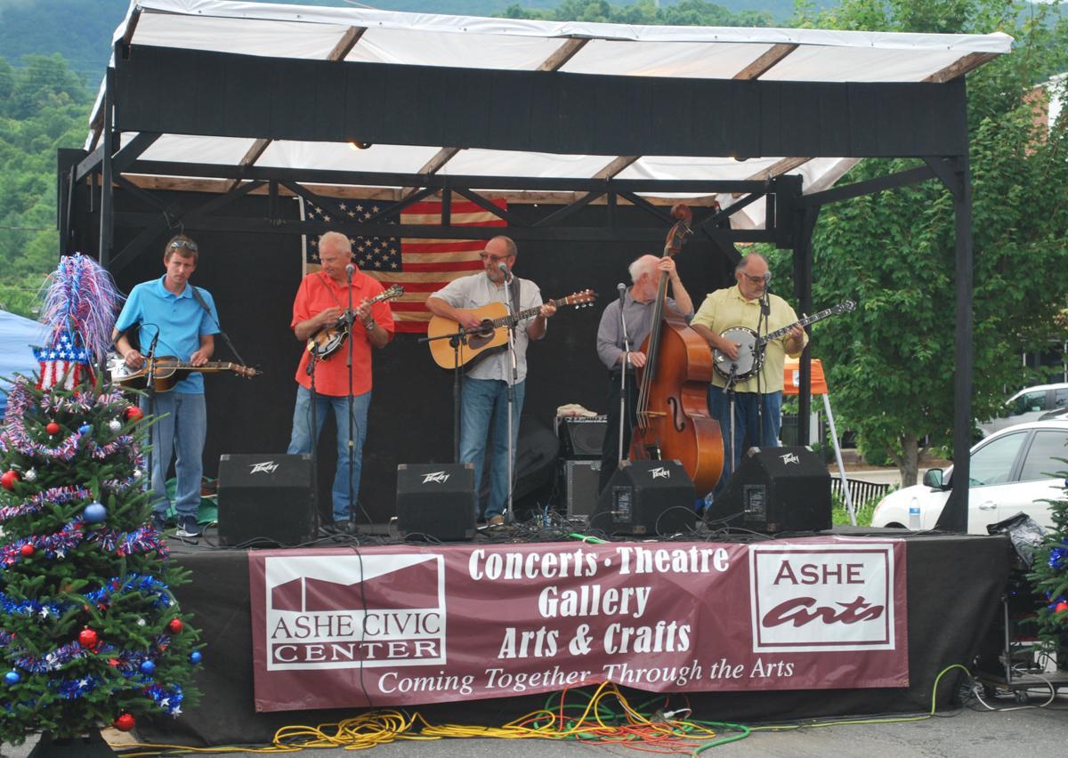 Backporch Bluegrass