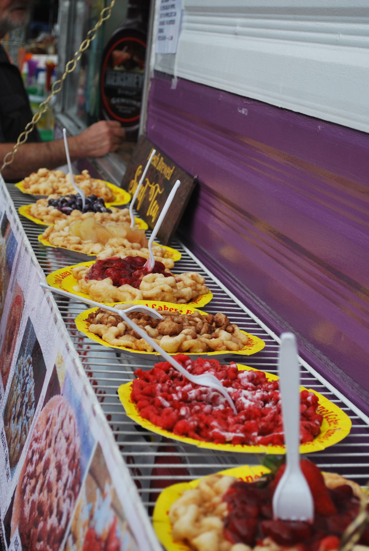 Funnel Cakes