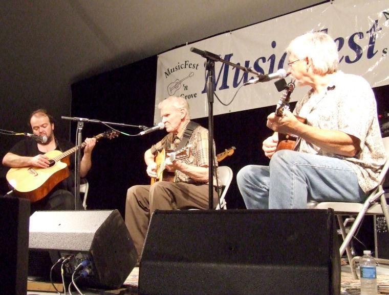 Music Fest 'N Sugar Grove - Doc Watson