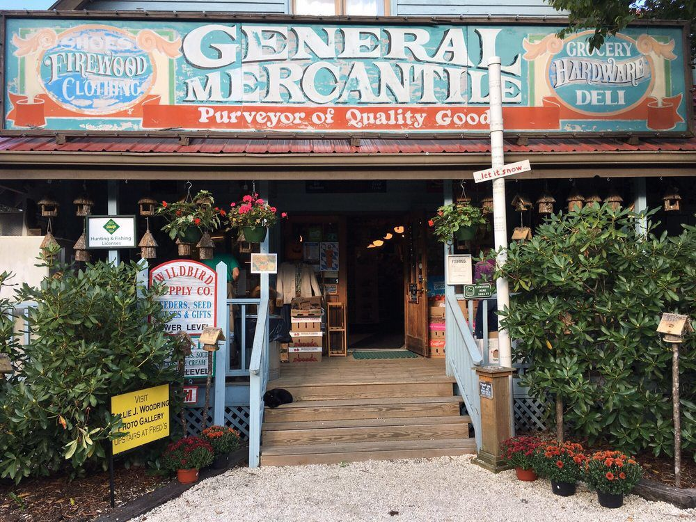 Fred's Mercantile