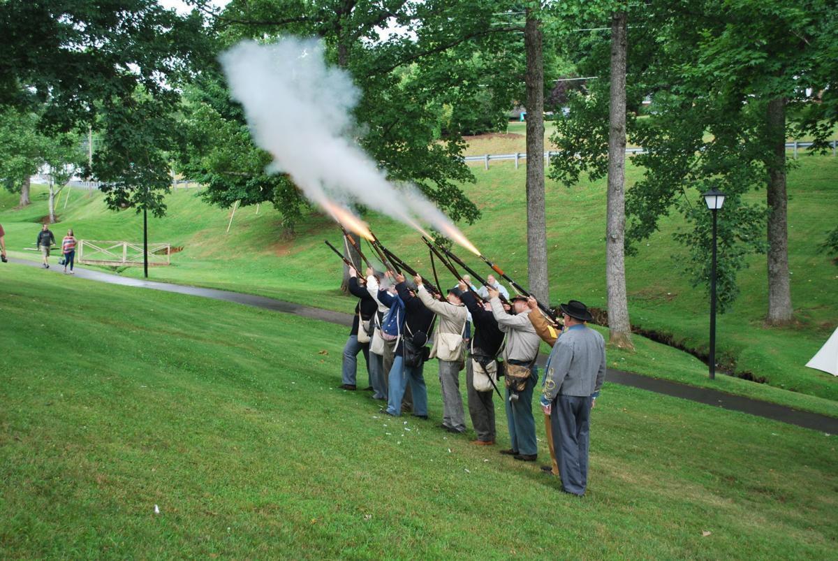 Civil War Skirmish