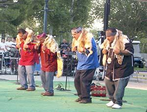 State tribes share Indian culture for Native American Day
