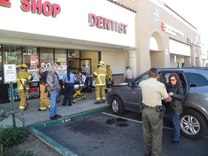 Car Accident In Yucaipa