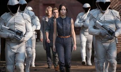 Hunger Games production photo