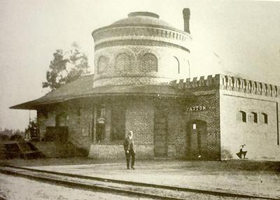 Patton Train Depot