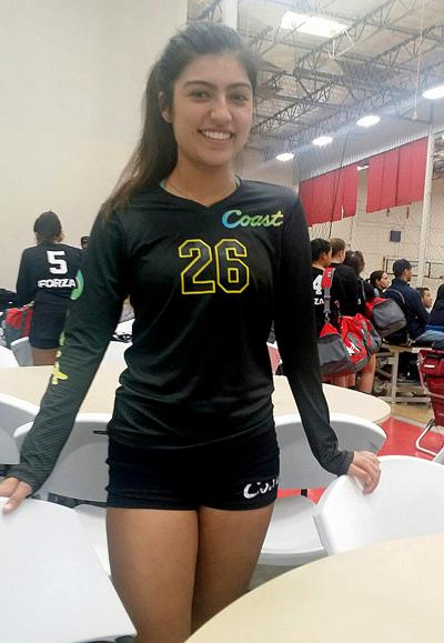 kailie paramo volleyball player
