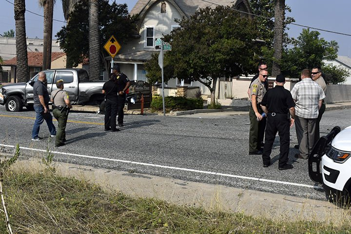 Auto theft leads to rollover, fatality on Palm Avenue