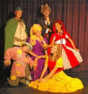 Heartland Theatre brings fairy tale characters to the stage