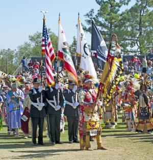 San Manuel Band of Mission Indians: Powwow 2012 unites the community through dance