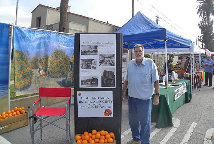 History and citrus
