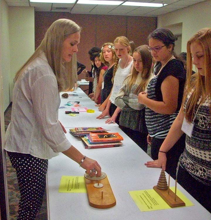 STEM Conference For Girls Grows In Scope