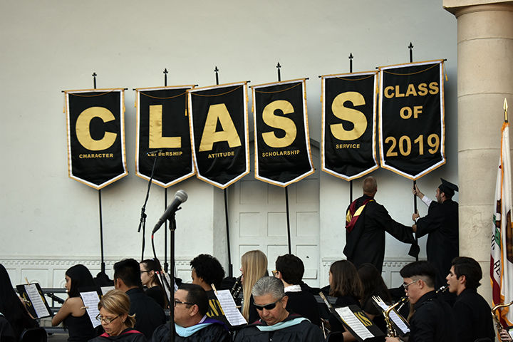 Putting the CLASS in Class of 2019