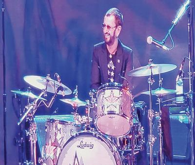 Ringo Starr at the Greek Theater