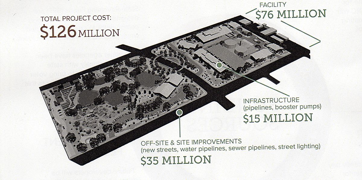 Sterling recycling project secures $126 million in state