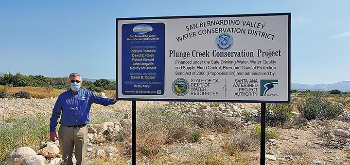 Plunge Creek Conservation Project