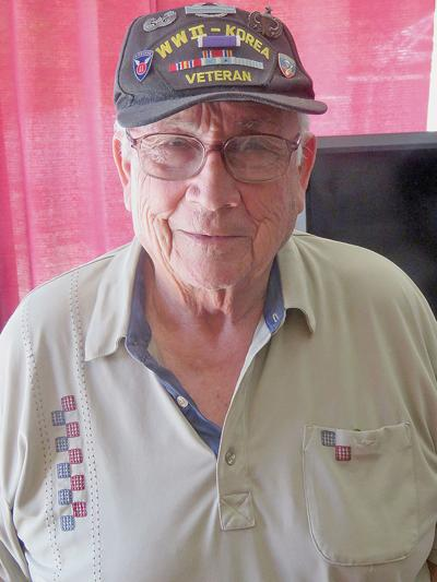 Korean War veteran John Chavez