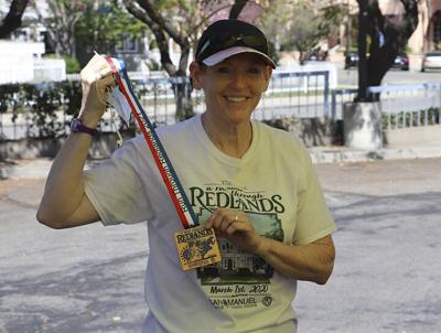 Medal and a T-shirt