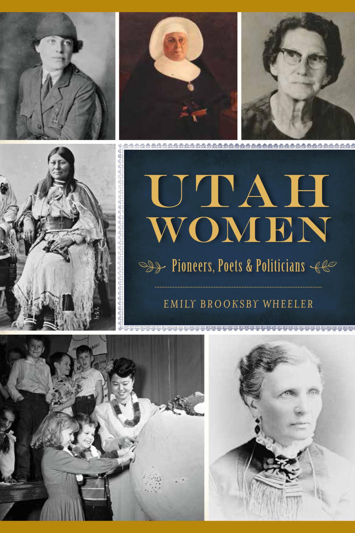 Utah Women book