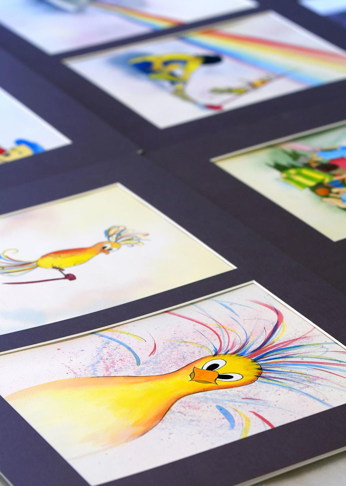 oiseau illustrations 01