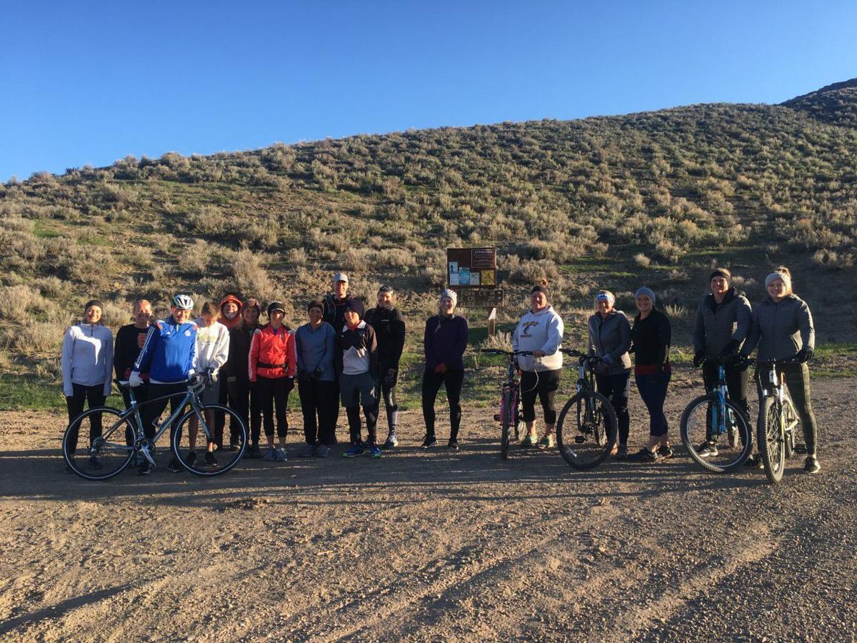 Fifth Annual mith Fork Half Marathon