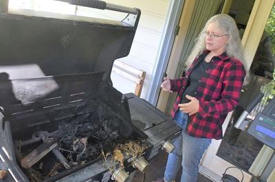 providence porch fire