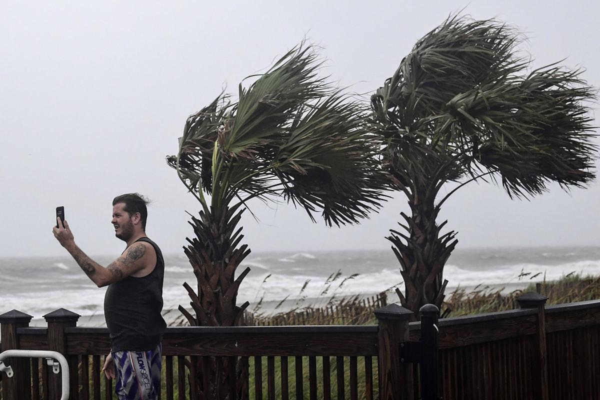 hurricane SECONDARY
