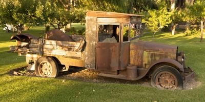 Max Nield Old Truck