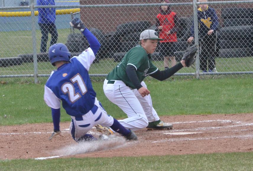 PHS baseball splits doubleheaders