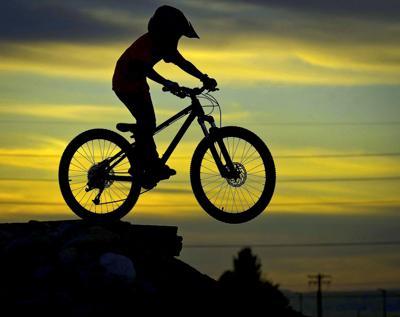 bike park PHOTO