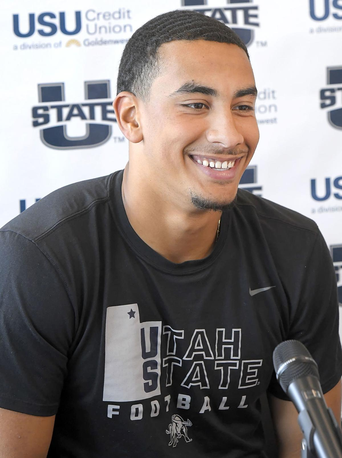 usu football media day LOVE
