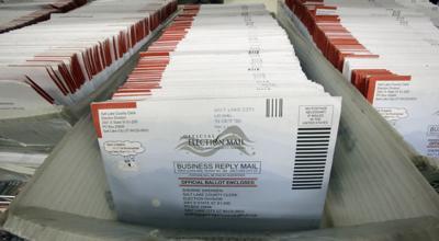 Voter Fraud Utah