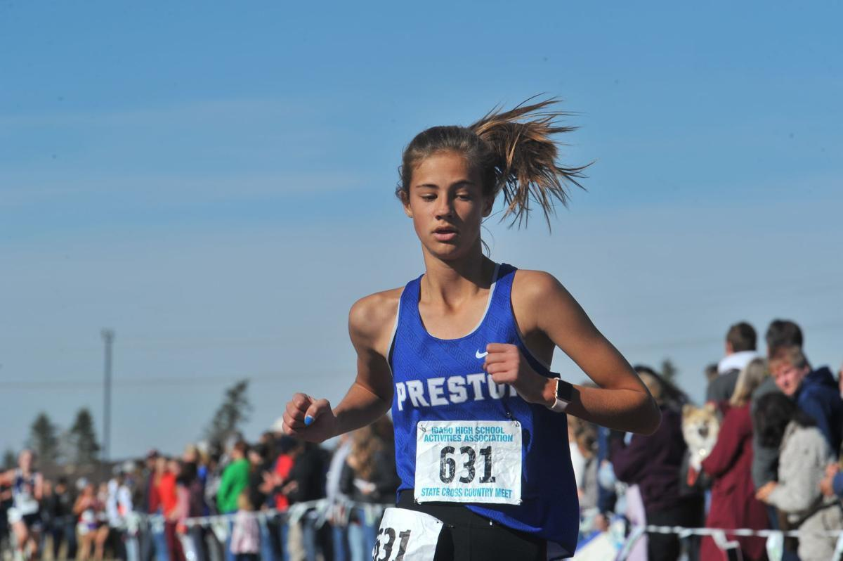 Andie Bell XC state