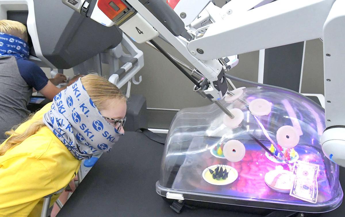 surgical robot MAIN