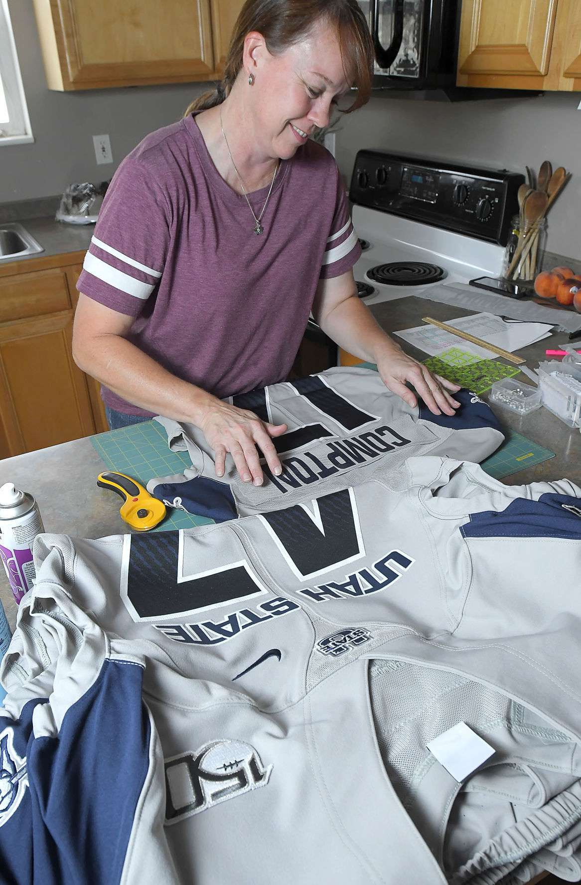 sewing usu jersey SECONDARY