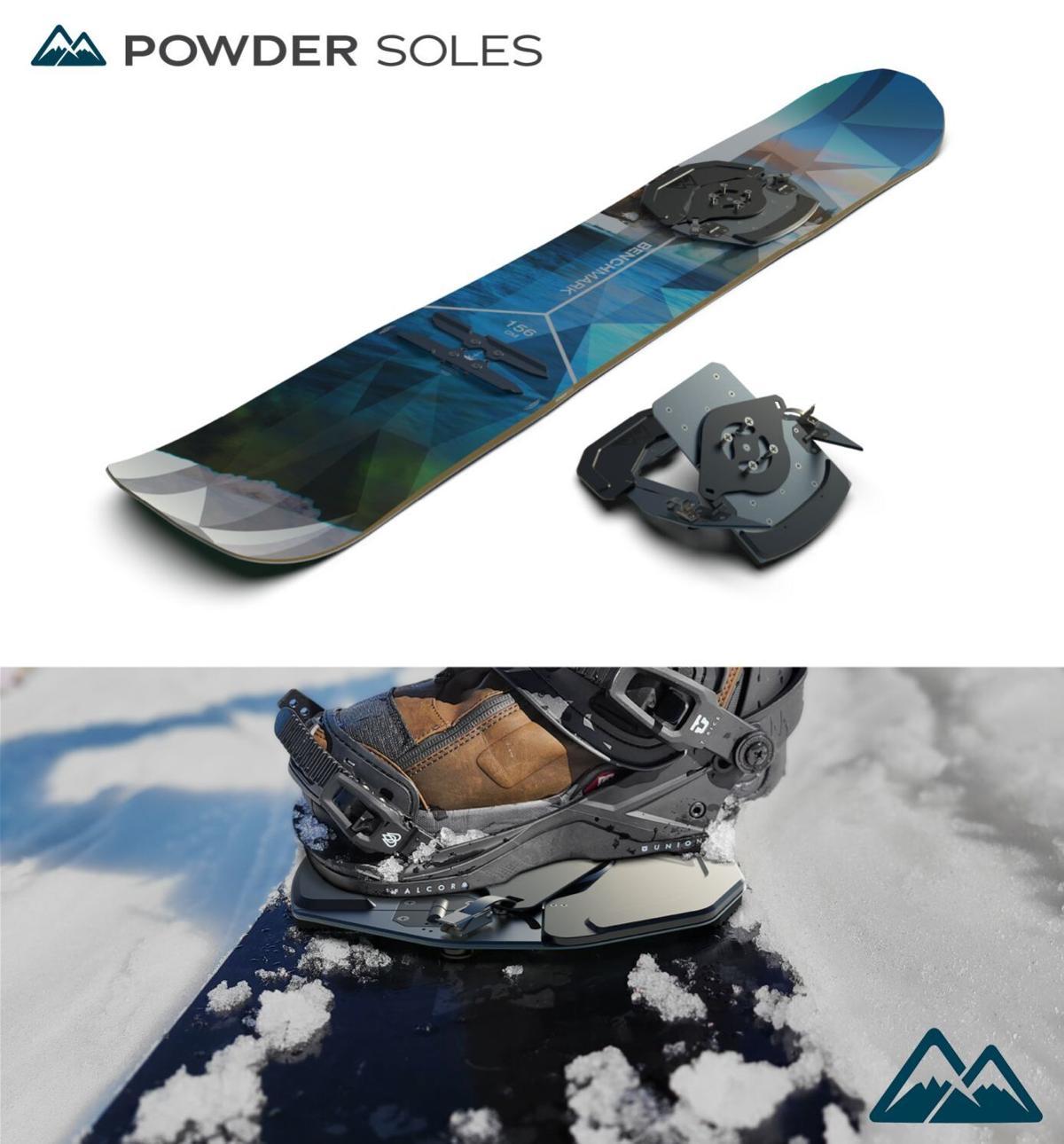 Powder Soles