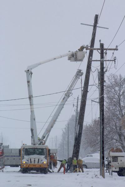 Power company orchestrates extensive upgrade