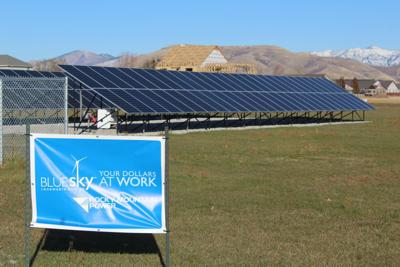 Solar panels at PJH give kids new opportunity to learn