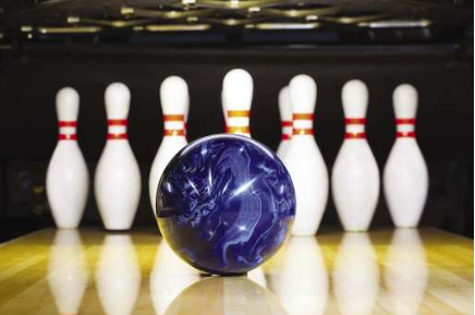 Wright Angle brings home bowling title