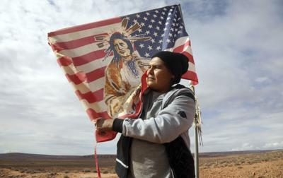 Navajo Voting County Vote