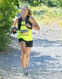 Long, Barton shine at Logan Peak Trail Run