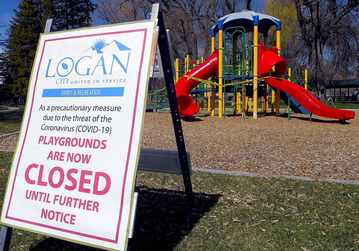 closed playground SECONDARY
