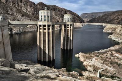 Colorado River-Pipeline