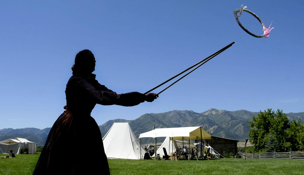 cache valley rendezvous SECONDARY