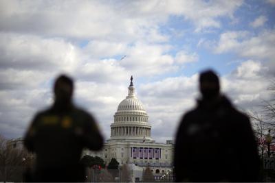 APTOPIX Capitol Breach