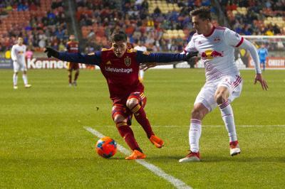 Rusnak, Rimando help Real Salt Lake beat Red Bulls 1-0