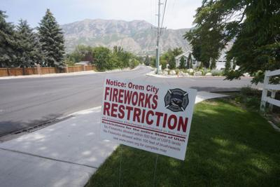 Fireworks Drought