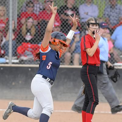 Mountain Crest Uintah softball