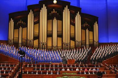 Mormon leader's remark